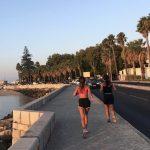 Resumo de Setembro: 1º mês de treino para a Maratona (42km)